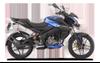 Moto Bajaj Pulsar Pulsar NS160 FI 2018
