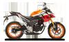 Moto Honda CB190R Repsol 2018