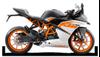 Moto KTM RC 200 2018