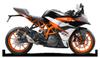 Moto KTM RC 390 2018