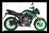 Moto Ronco Aggressor 200 2018