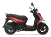 Moto SYM CroX 125 2018
