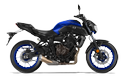 Yamaha MT-07A-ABS