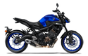 Yamaha MT-09A-ABS